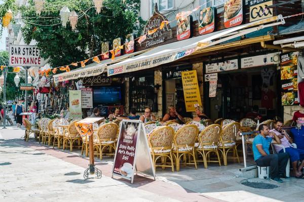 Great Bazaar Restaurants