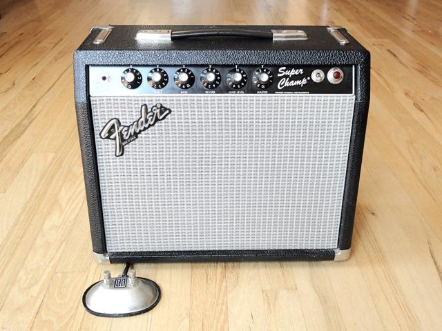 Fender Super Champ