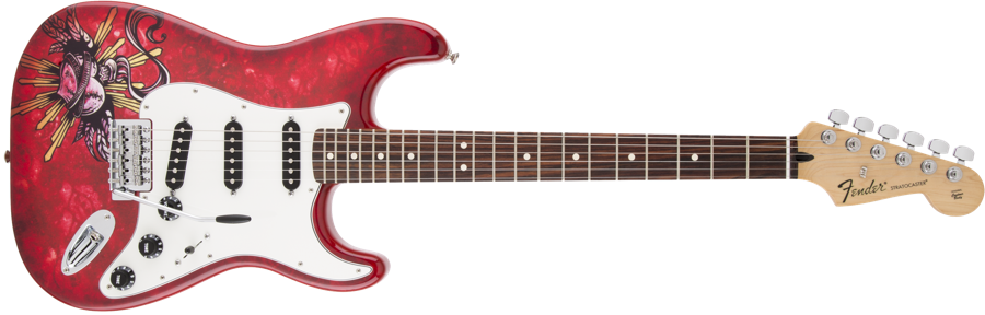 FenderStratLozeau