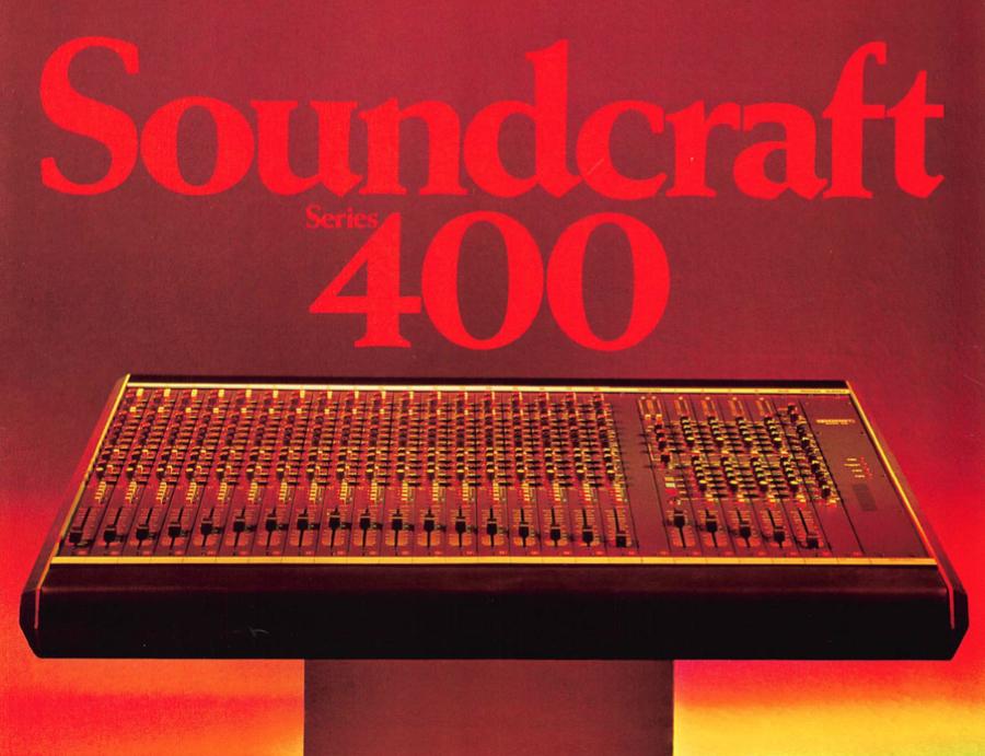 Soundcraft400