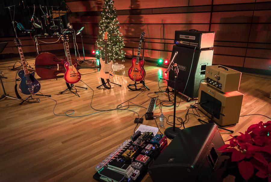 Guitar Station 1